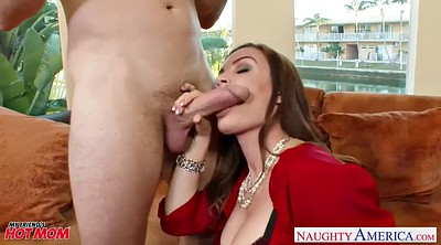Mom threesome, Diamond foxxx