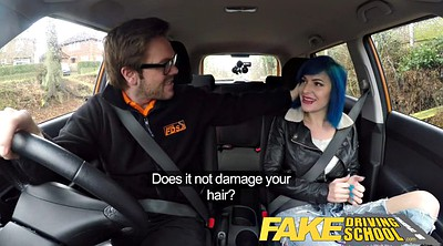 School, Car, Fake driving school, Driving school, Faking, Fake anal