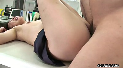 Office, Upskirt pantyhose