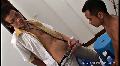 Doctors, Gay doctor, Asian twink, Asian doctor