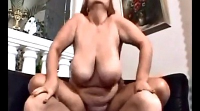 Saggy, Mature woman, Big saggy tits