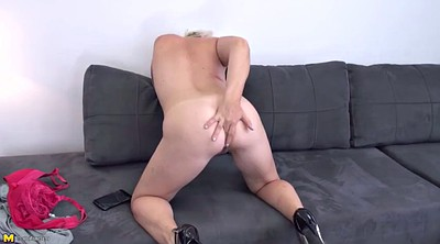 Mother, Blow, Mother sex, Big tit granny