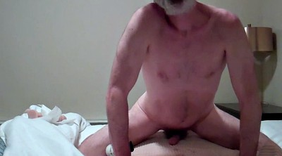 Daddy, Daddy gay, Mature masturbation