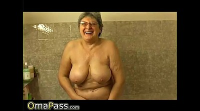 Compilation, Hairy granny, Granny solo, Hairy solo
