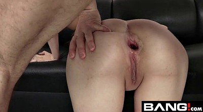 Casting, Threesome casting, Double anal, Casting anal
