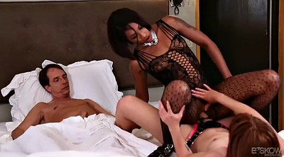 Watching, Interracial wife