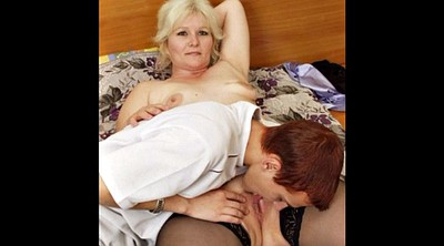 Young, Mature russian, Russian mom