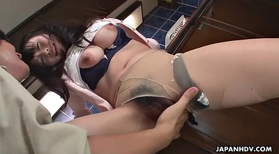 Japanese pantyhose, Plumber, Housewife, Japanese housewife