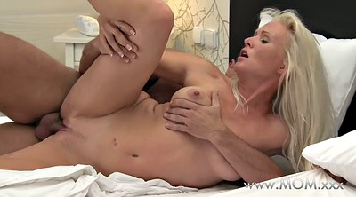 Real mature, Big tits milf, Blonde big tits