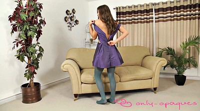 Pantyhose tease, Chastity