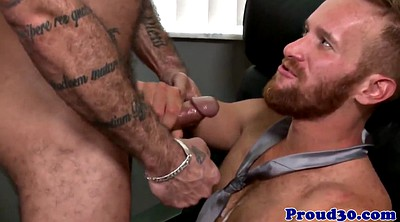 Ejaculation, Red, Gay bear, Bear gay, Red mature