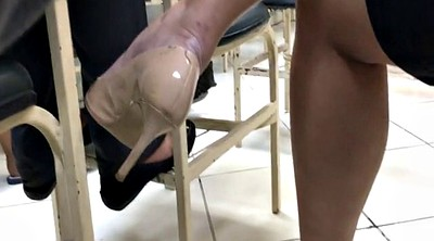 Foot, High heels, Shoeplay
