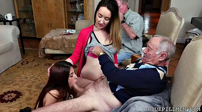 Threesome squirt, Teen squirt, Old threesome, Old latina, Latina granny, Granny facial