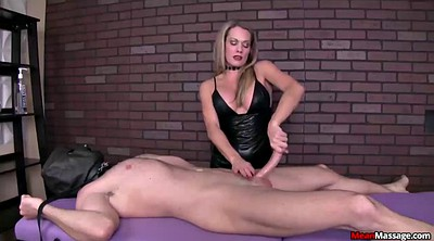 Dominated, Handjob mature