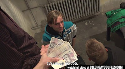 Czech couple, Czech couples, Czech money, Young guy, Czech gay, Czech couple money