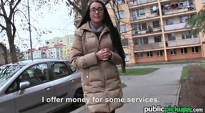 Public anal, Pick up