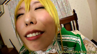 Dress, Japanese cumshot