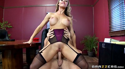 Nicole aniston, Boss, Johnny sins, Johnny
