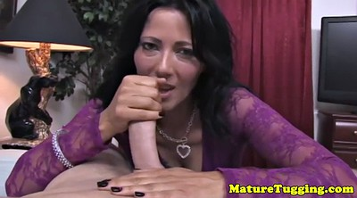 Milf stocking, Matures, Mature pov