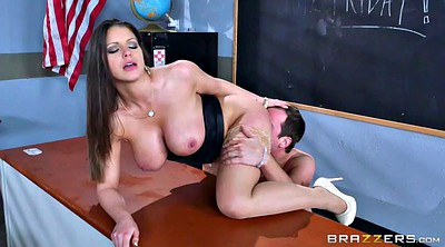 Milf anal, Brooklyn chase, Chase, Teacher student, Creampie teacher