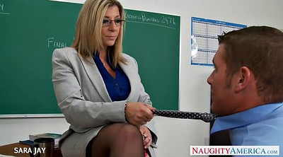 Teacher, Sara jay, Pantyhose milf, Sexy pantyhose, Pantyhose teacher