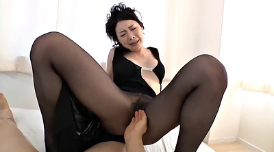 Japanese black, Nylon, Asian black, Black japanese, Japanese pantyhose, Hairy