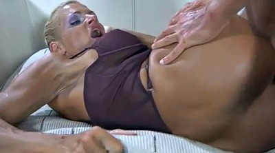 Russian mature, Russian anal