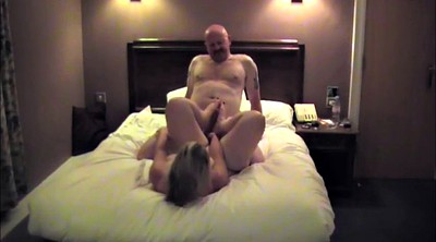 British milf, Meeting, Late, Hotel fuck
