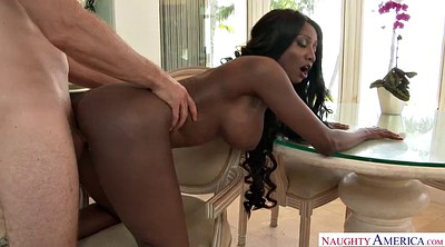 Kitchen, Diamond, Diamond jackson, Jackson, Black milf