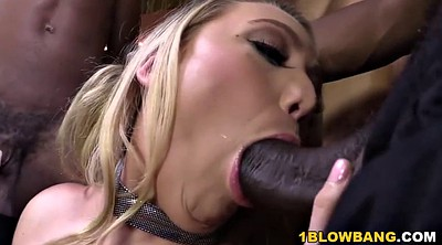 Orgy, Bbc group, Bbc blonde