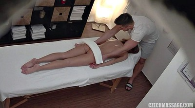 Czech massage, Skinny, Czech