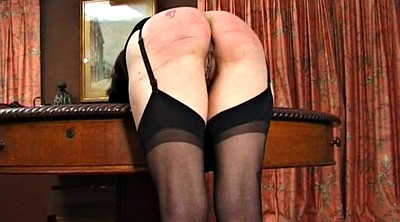 Wife spanked, Punished