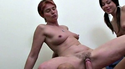 Young daughter, Mature seduce