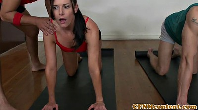 Yoga, Swap, Deep, Closeup
