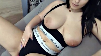 Vibrator, Dress, Sexy dress, Big boobs webcam