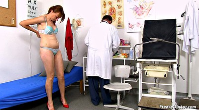 Gyno, Young pussy, Insert, Speculum
