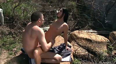 Outdoor, India, India summer, Milf outdoor, Indian pornstar, Doggy style indian