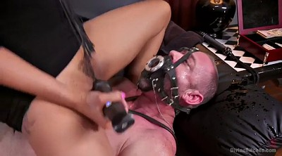 Orgasm squirt, Black slave