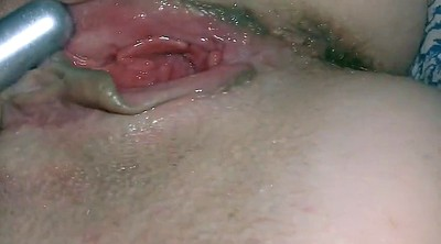 Big clit, Very wet pussy