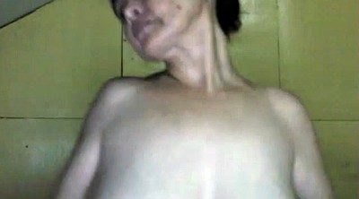 Old young, Asian wife