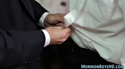 Bound, Mormon, Gay bondage