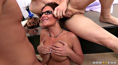 Office, Phoenix marie, Bbw threesome