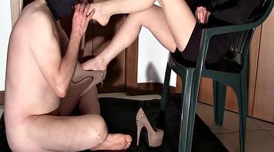 Foot, Feet, Upskirt, Shoes