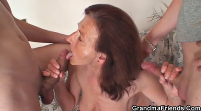Old wife, Old milf, Young old