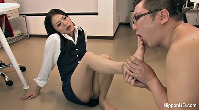 Japanese foot, Japanese office, Japanese secretary, Japanese feet, Asian foot, Office foot