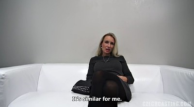 Mature anal, Mature casting, Talking, Casting mature