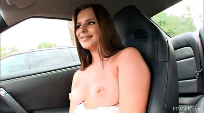 Car, Long hair, Stripping