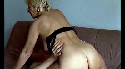 Sex mom, Granny young, First anal