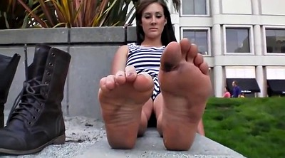 Large, Foot sole