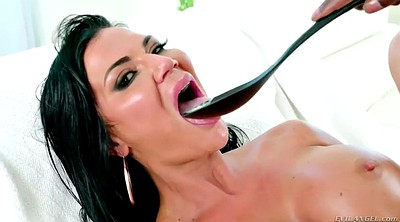 Close, Mandingo, Mandingo anal, Matures, Jasmine jae, Big black cock creampie